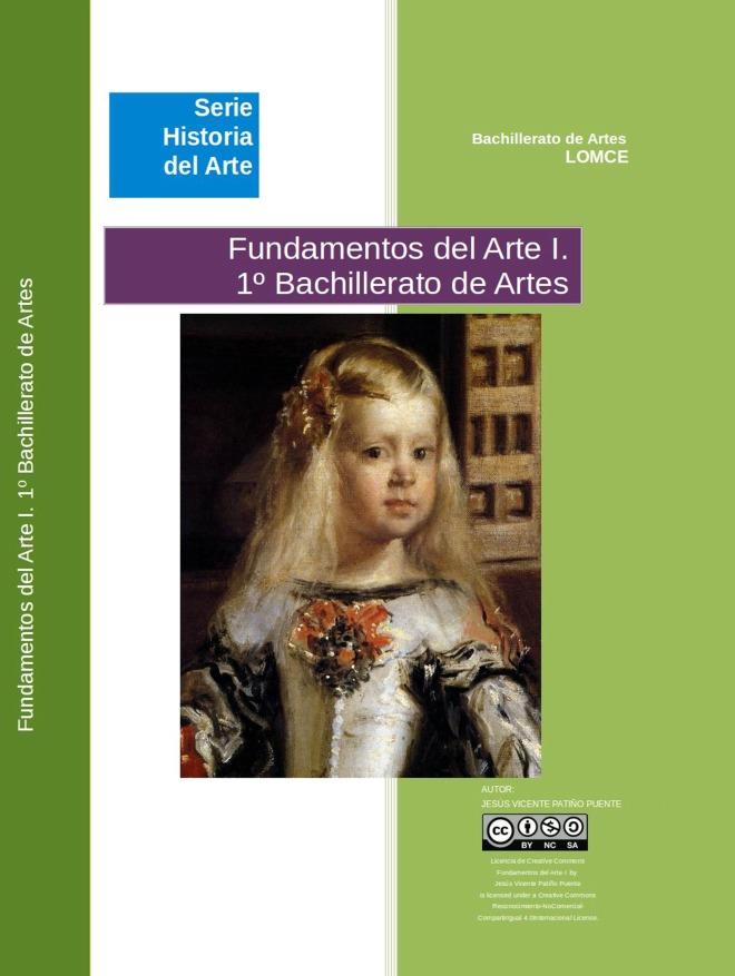 Libro de texto de Fundamentos del Arte I