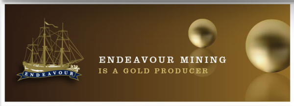 Endeavour Mining Corporation Logo