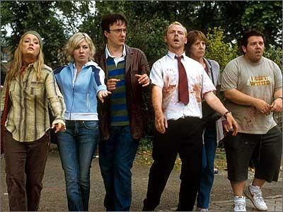 Shaun of the Dead... español latino...