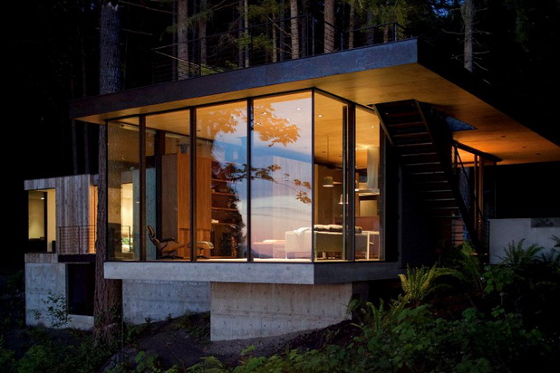 Modern House Designs - Lake Homes | Interior Decorating, Home Design ...