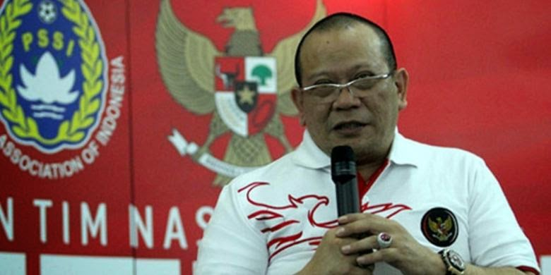 Ketua Umum PSSI La Nyalla