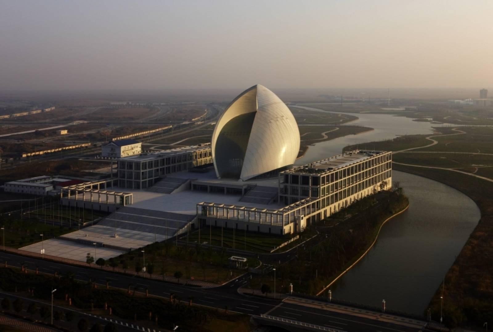 Maritime museum by gmp architekten a as architecture - Gmp architektur ...