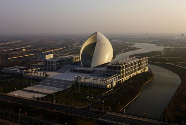 04-Maritime-Museum por gmp Architekten-