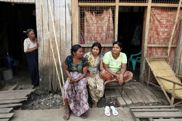 Women of Burma speak out against Interfaith Marriage Act