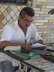 DR ADALBERO NOGUEIRA  VAI SER DESTAQUE NA REVISTA CAJAZEIRAS  TEMA PLANO DIRETOR DA CIDADE