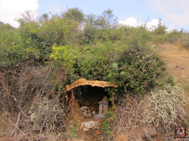 La fuente de los Burros en Respenda de la Peña (Palencia)