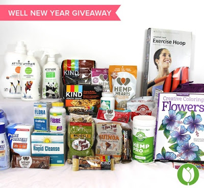 Well.ca Well New Year Giveaway