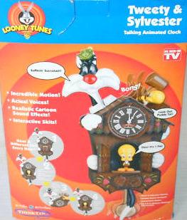 The Tweet Toy Shop Warner Bros Looney Tunes Wb Tweety