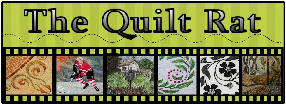 The Quilt Rat