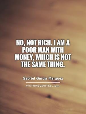 not rich poor man