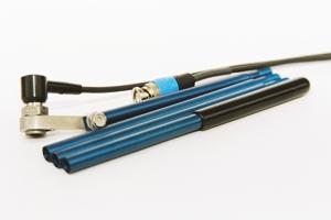 Barra de extensión para sensores de vibración