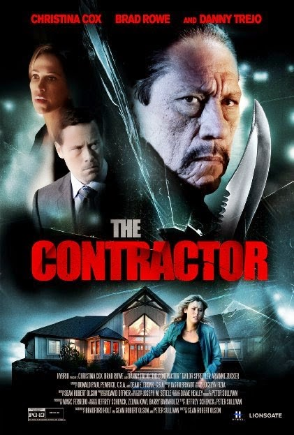 Filme The Contractor Legendado AVI DVDRip