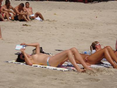 Beach girls bali Naked