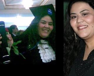 Liliana antes e depois