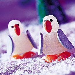 Christmas activities for children Gumdrop Penguins