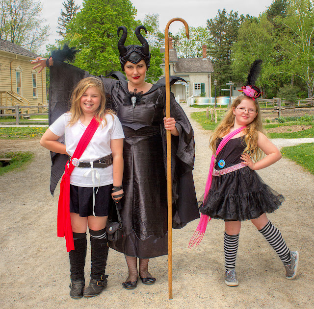 Black Creek Pioneer Village - Pirates & Princesses.  Holly Cawfield Photography