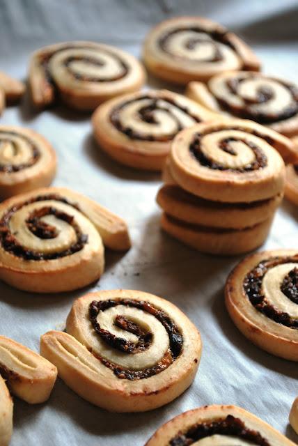 salty pinwheel cookies