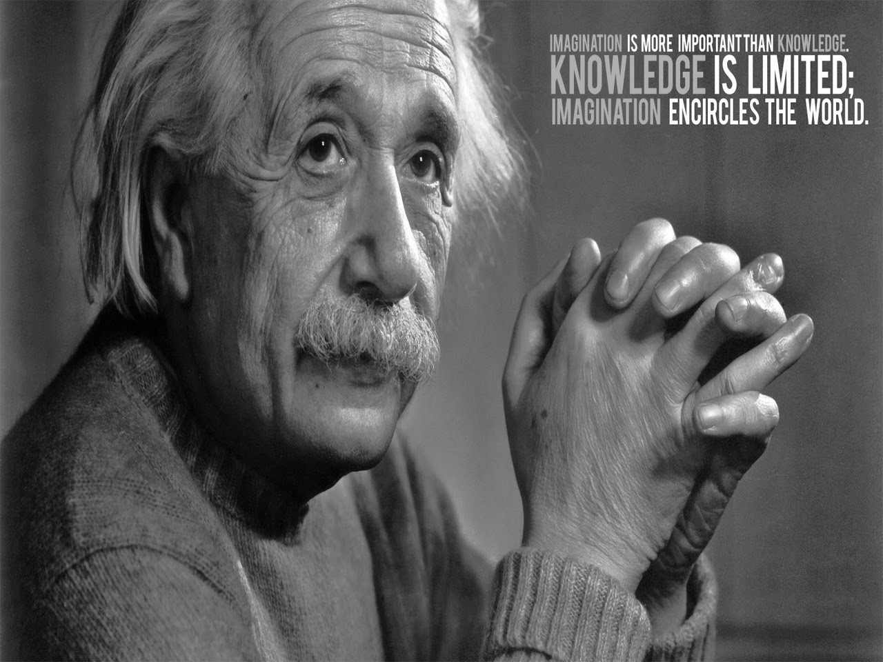 Image result for imagination is more important than knowledge meaning