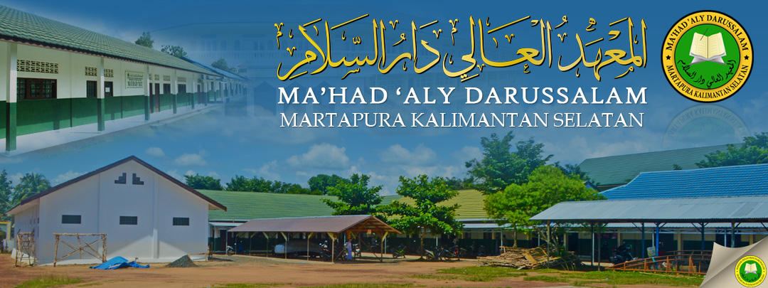 Ma'had 'Aly Darussalam