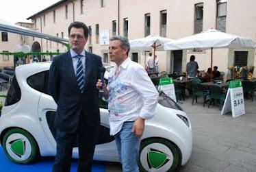 Premio 2009 a centro ricerca Fiat progetto Philla