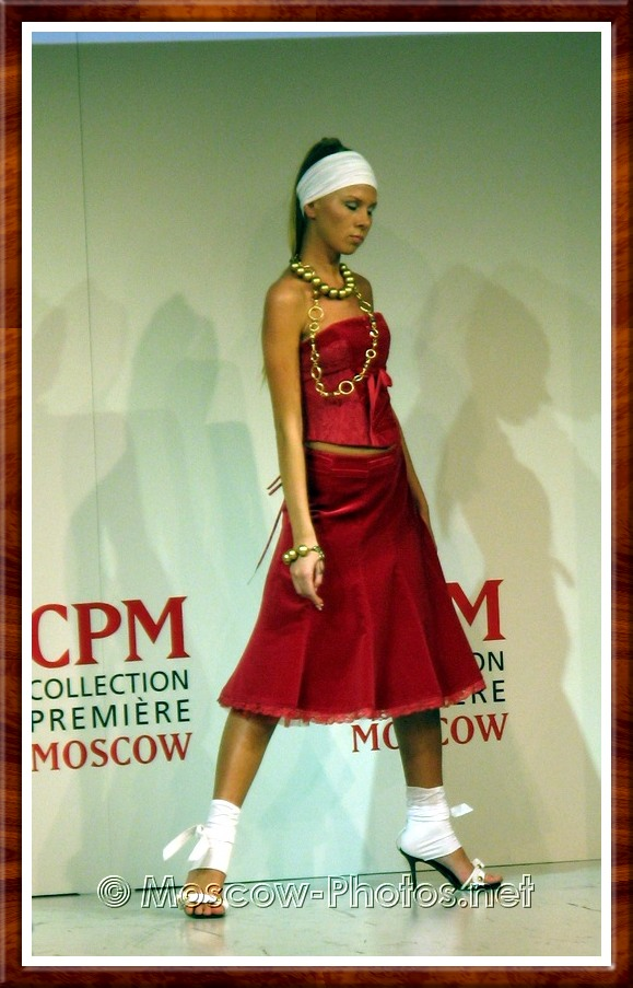 Collection Premiere Moscow 2007