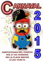 Carnaval de Santisteban del Puerto 2015