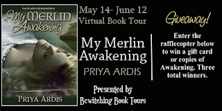 {Review+G!veaway} My Merlin Awakening by Priya Ardis