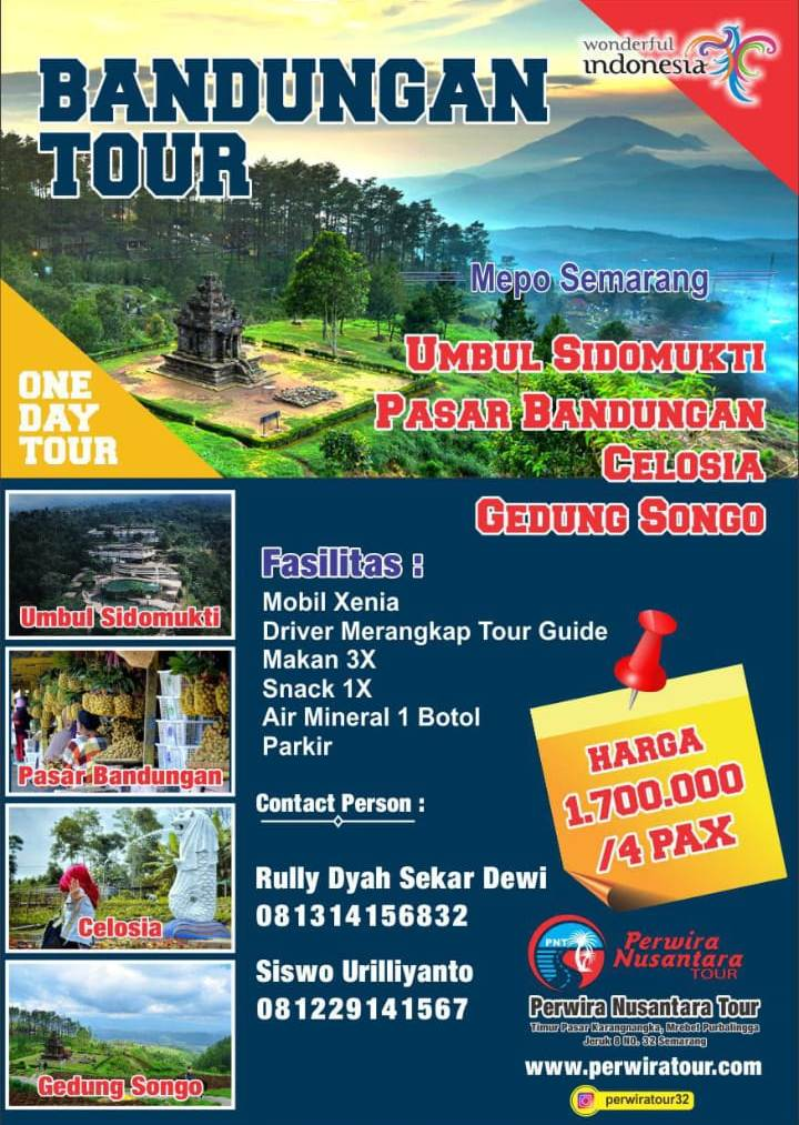 Bandungan Tour