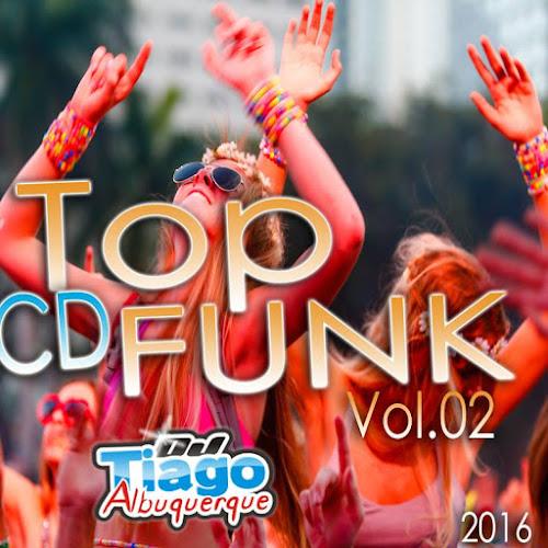 CD Top Funk Vol.02 - 2016