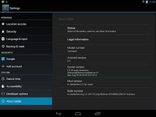 Instalar Android 4.3 Jelly Bean en la Hp Touchpad, instalar jelly bean en hp touchpad