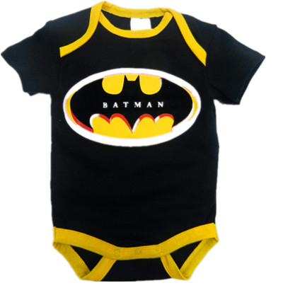BATMAN BABY ROMPERS