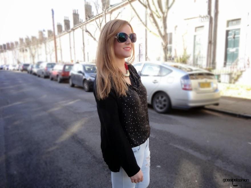 sunglasses firmoo gafas de sol gossipsfashionweek gossip fashion week olga gigirey