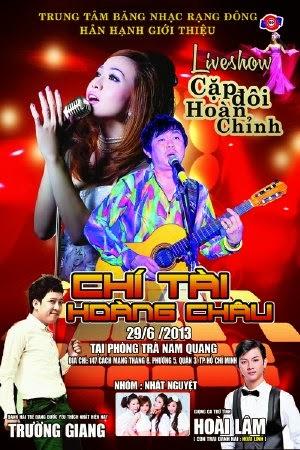 LiveShow Hoàng Châu - Chí Tài: Cặp Đôi Hoàn Chỉnh - 2013