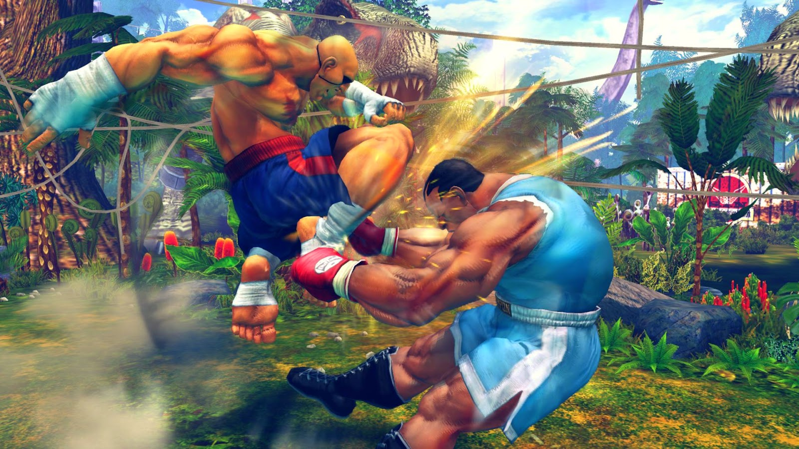 Ultra Street Fighter IV gameplay