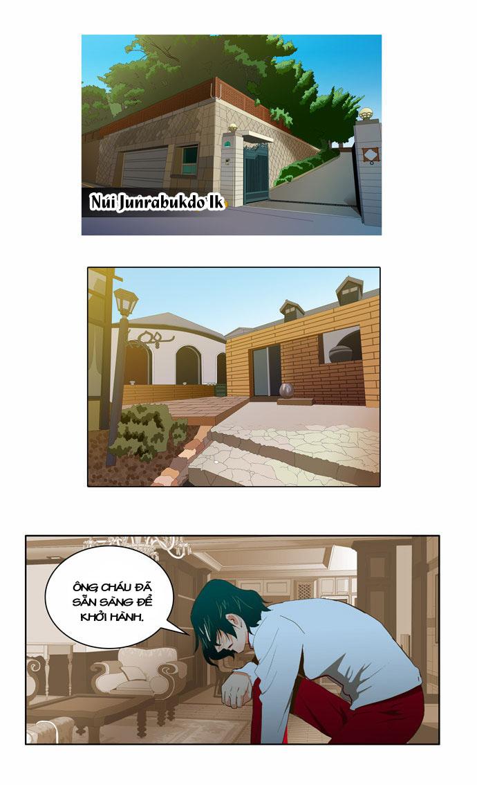Chúa tể học đường chap 44 - Trang 3