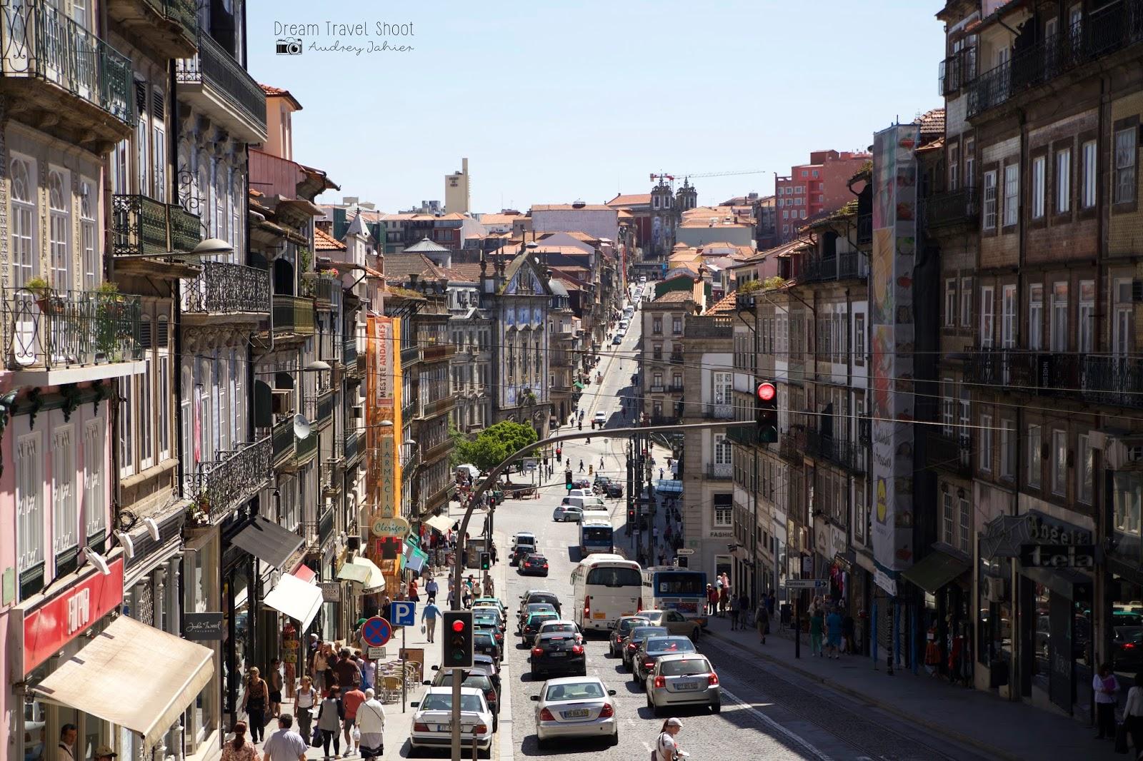 Porto 1 la visite du centre ville dream travel shoot for Piscine a porto portugal