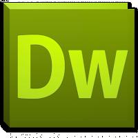 membuat template dengan Dreamweaver
