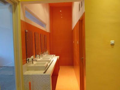Resto Cafe Probolinggo   Plafond Gypsum