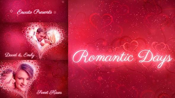 VideoHive Romantic Days