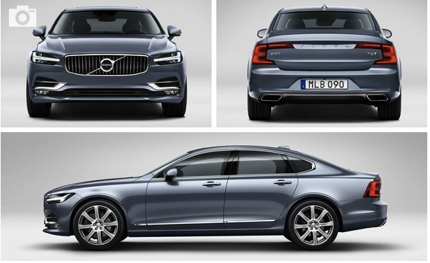 2019 volvo s90 review a new swedish flagship sedan cars auto express new and used car. Black Bedroom Furniture Sets. Home Design Ideas
