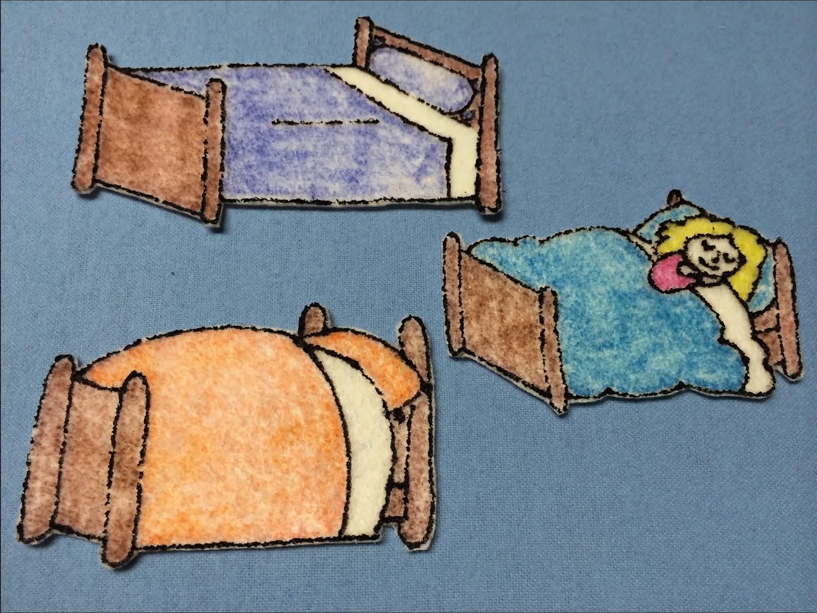 Uncategorized Goldilocks Bed library village flannel friday goldilocks goldilocks