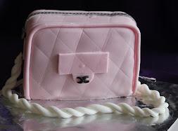 Bag cake
