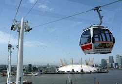 Greenwich: Planned stunt Walk of the Emirates Airlines Cable Car Wire Called Off