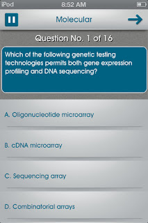 Clinical Pathology Question Bank Medical App for iPhone