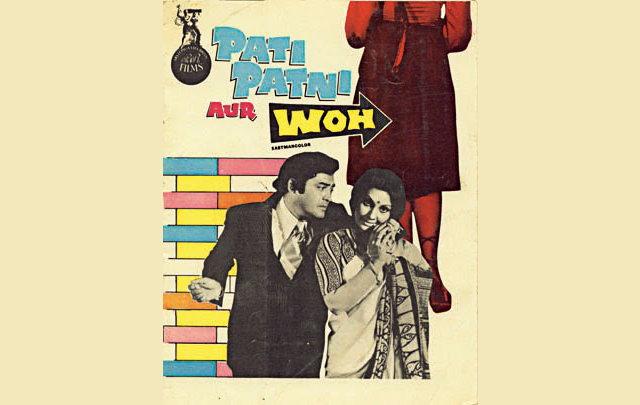 Pati Patni Aur Woh Album Cover