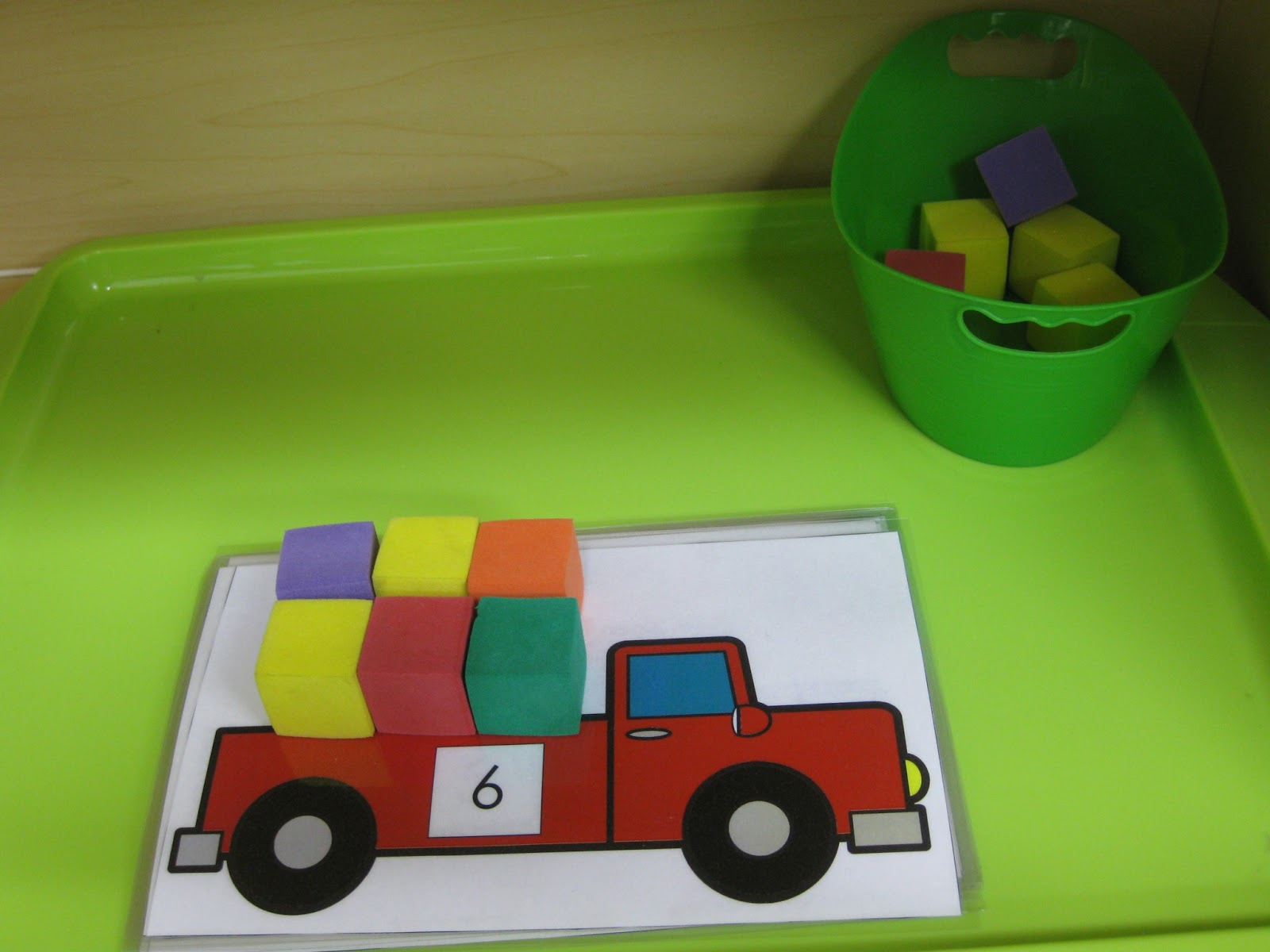 Trucks and Construction Preschool Activities, Crafts, and ...