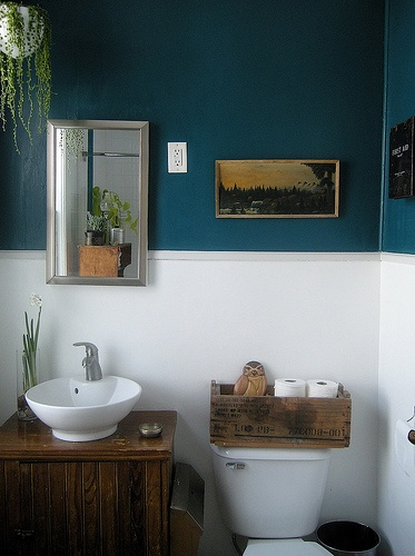 my fave things pinterest inspiration small bathrooms On inspirational small bathrooms