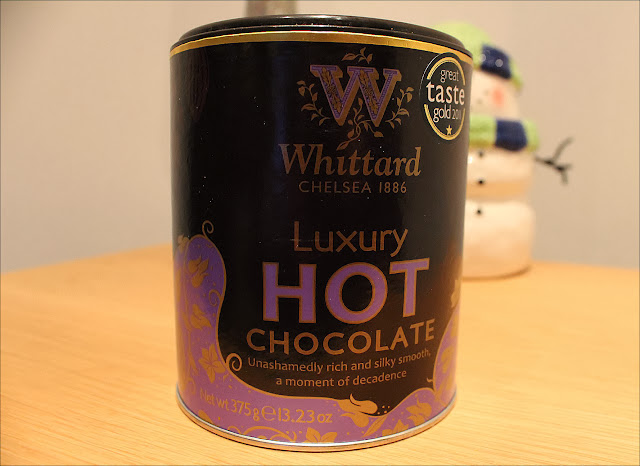Whittards Luxury Hot Chocolate