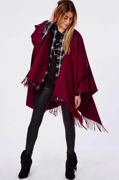 Style Staple  – Blanket Scarfs