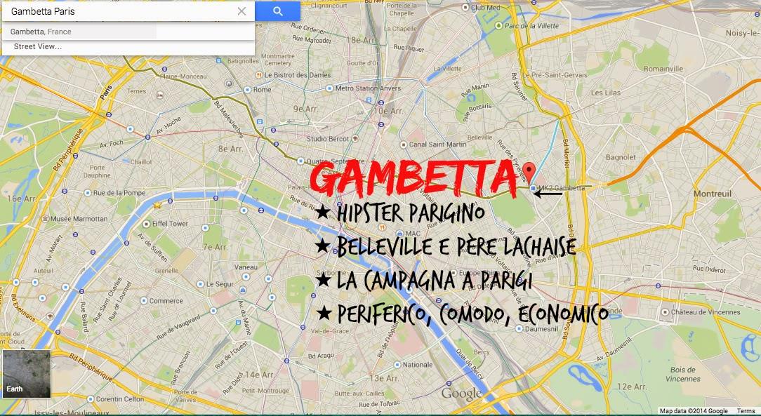 Gambetta - Parigi
